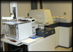 High Resolution Mass Spectrophotometer